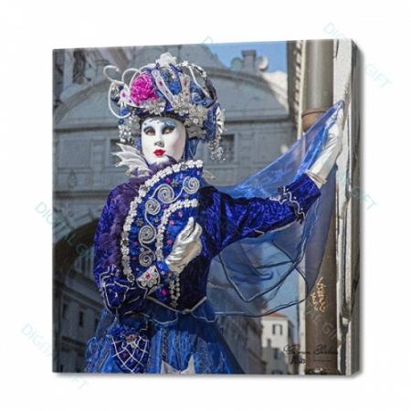 Tablou simplu - Carnaval la Veneția 470