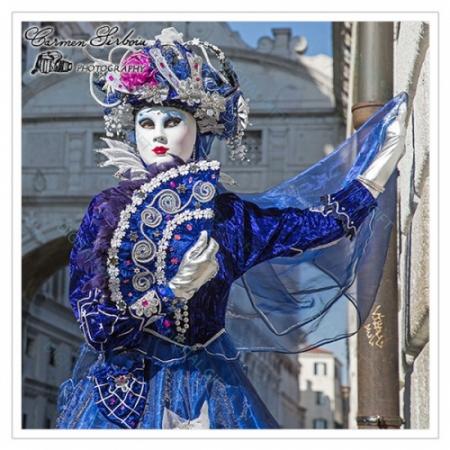 Tablou simplu - Carnaval la Veneția 471