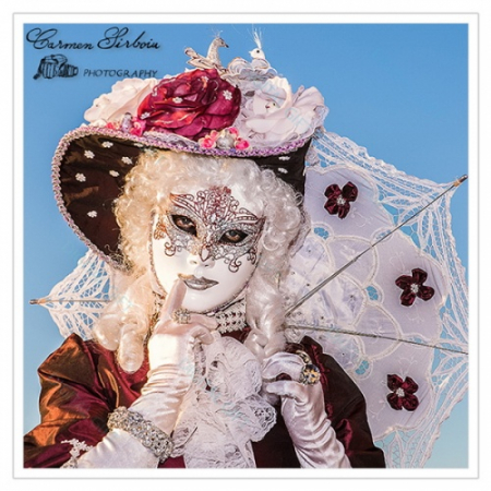 Tablou simplu - Carnaval la Veneția 501