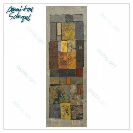 Tablou simplu - Compoziție abstractă1