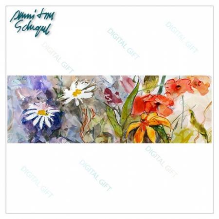 Tablou simplu - Flori de câmp1