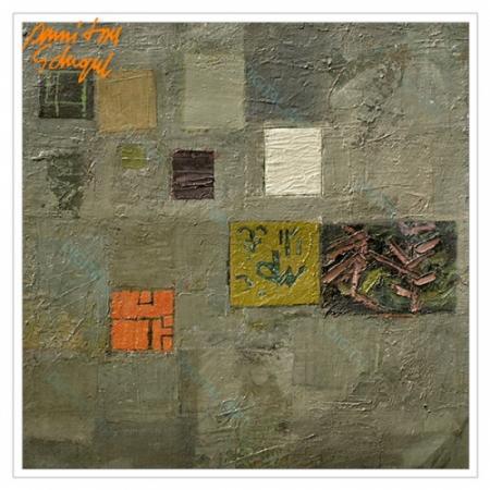 Tablou simplu - Peisaj abstract1