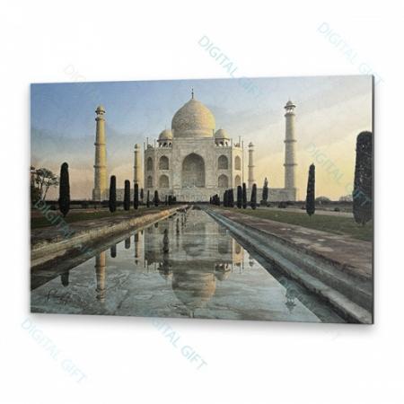 Tablou simplu - Taj Mahal0
