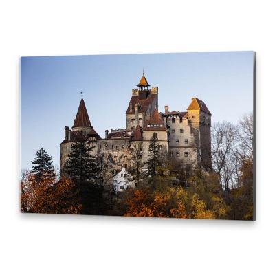 Tablou simplu - Toamnă pe Castelul Bran [0]
