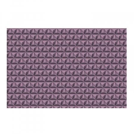 Fototapet - Piramide violet 3D [1]
