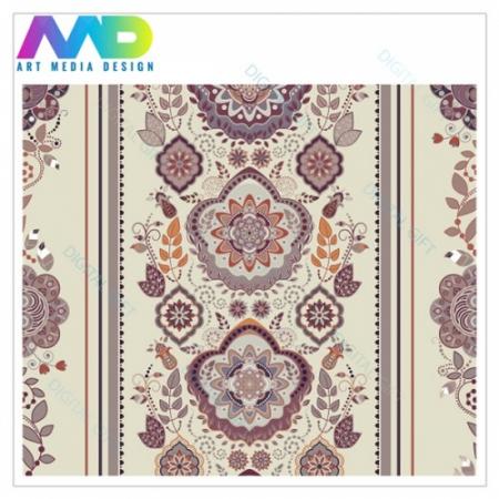 Tapet tip pattern - Motive florale3