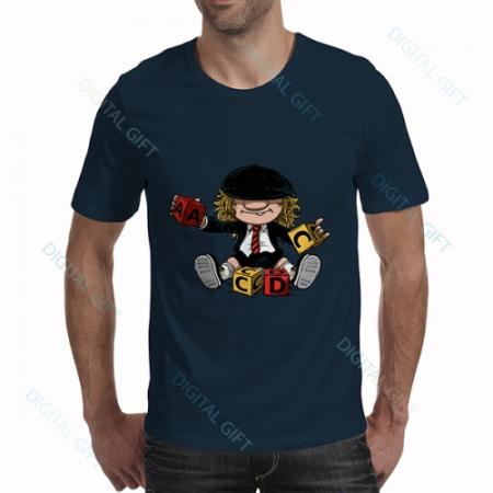 Tricou bărbați - Angus Young [0]