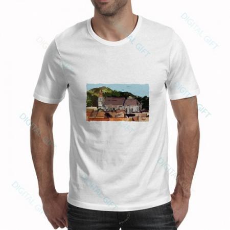 Tricou bărbați - Biserica Neagră [0]