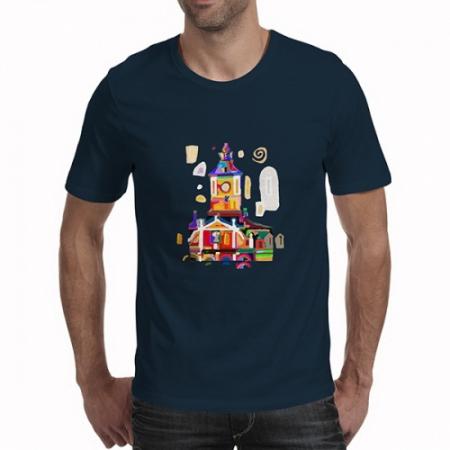 Tricou bărbați - Casa Sfatului0