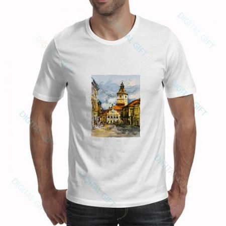 Tricou bărbați - Casa Sfatului, Brașov [0]