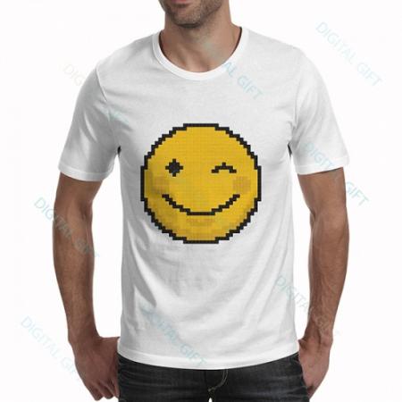 Tricou bărbați - Emoji0