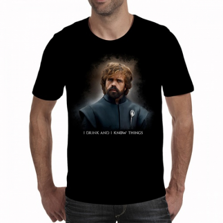 Tricou bărbați - GOT - Tyrion Lannister 010