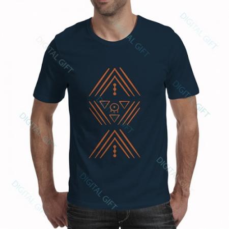 Tricou bărbați - Motive etno 020