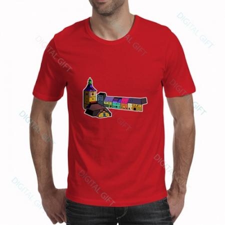 Tricou bărbați - Piața Sfatului0