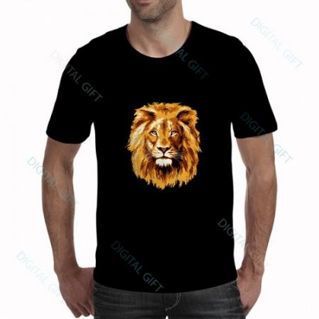 Tricou bărbați - Regele leu0