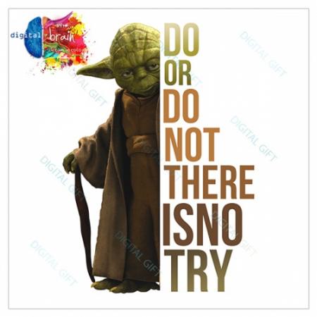 Tricou bărbați - Star Wars - Yoda1