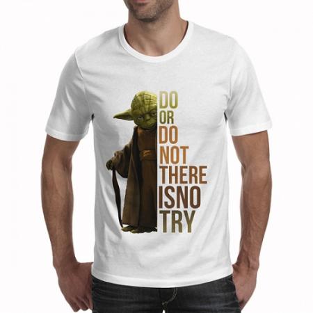 Tricou bărbați - Star Wars - Yoda0