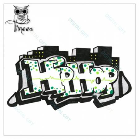 Tricou dame - Hip-Hop1