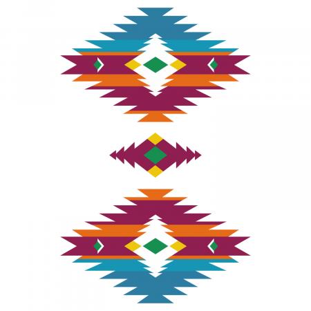 Tricou dame - Motive etno 02 [1]