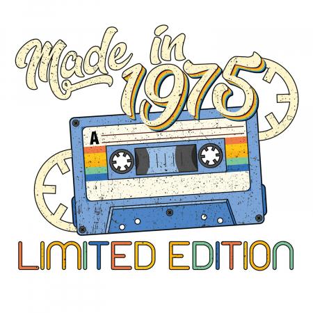 Tricou personalizat bărbați - Made in... Limited edition [1]