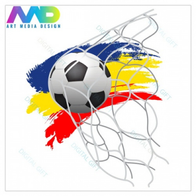 Tricou Sport Unisex - Fantasy - Football Lions2