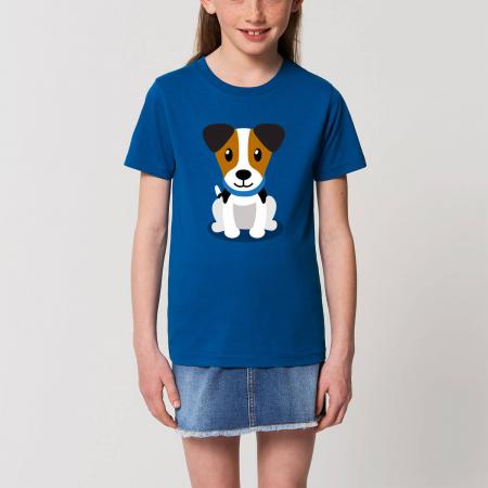 Tricou unisex copii - Cățelușul meu, Jack Russell [0]