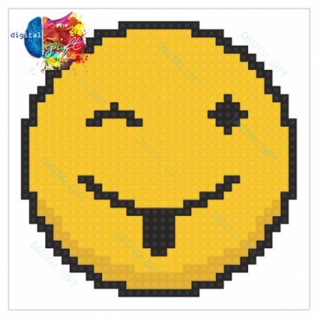 Tricou unisex copii - Emoji 021