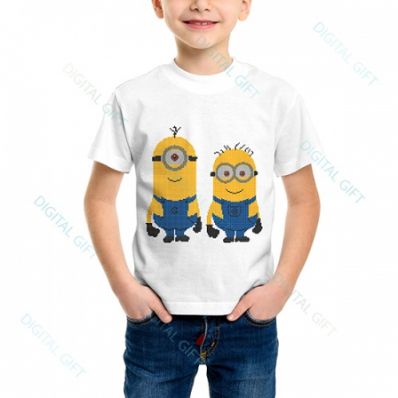 Tricou unisex copii - Kevin & Dave0
