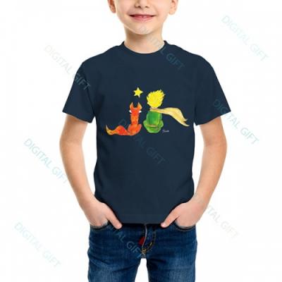 Tricou unisex copii - Micul prinț 050