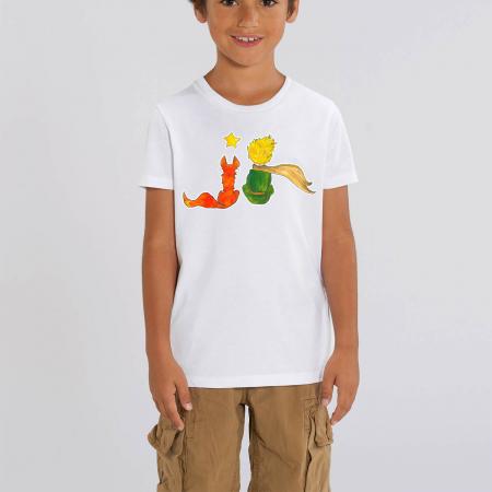 Tricou copii - Micul Print. Poveste sub stele [0]