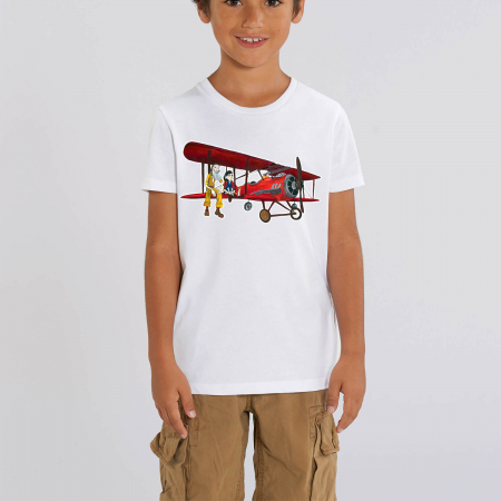 Tricou copii - Micul Print. Cu gandul spre cer [0]