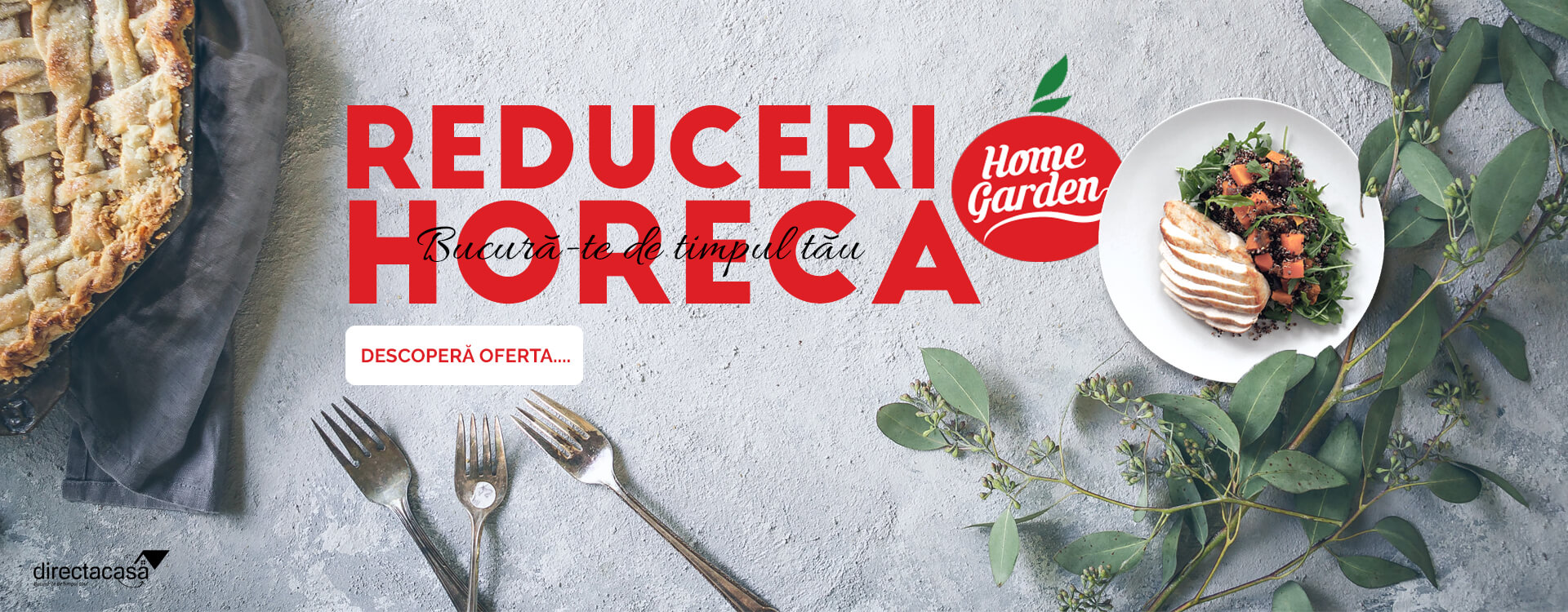 Reduceri Horeca Home Garden
