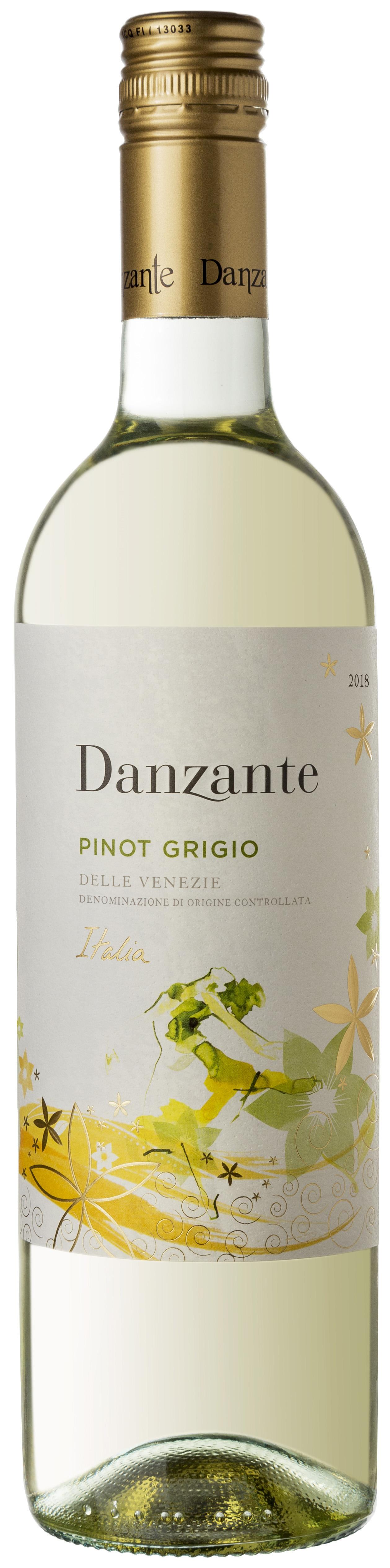Vin alb Pinot Grigio Delle Venezie DOC, Frescobaldi Danzante, 0,75L [0]