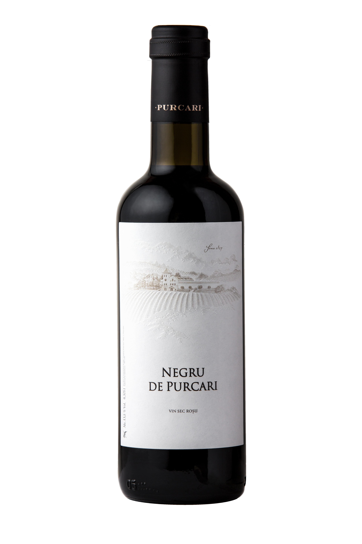 Vin Negru De Purcari Sec, Purcari 1827, 0.375L 0