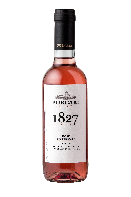 Vin Rose Sec, Purcari 1827, 0.375L [0]