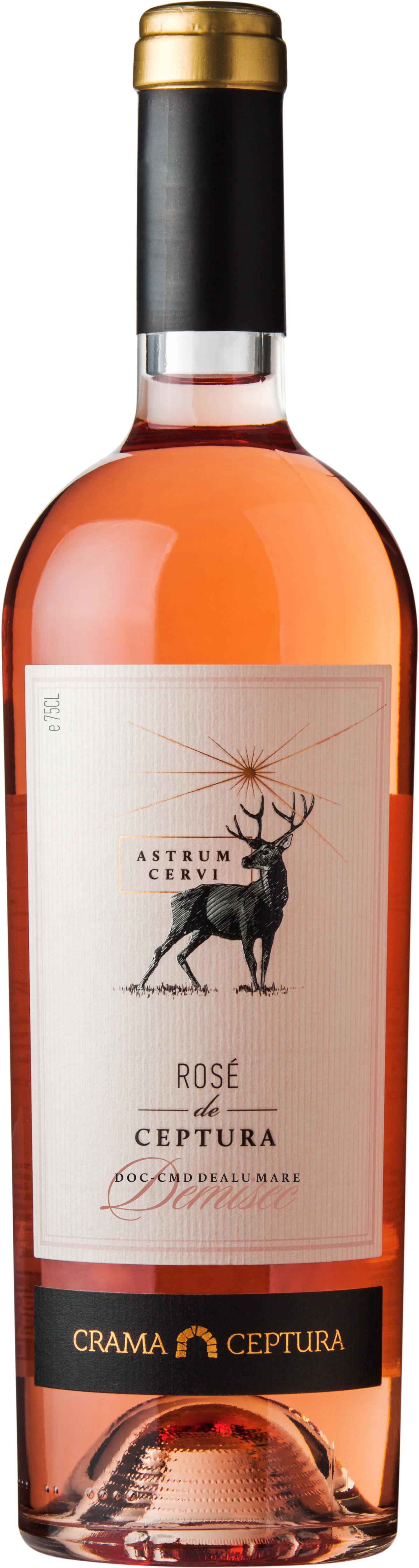 Vin Rose Demisec, Astrum Cervi, 0.75L [0]