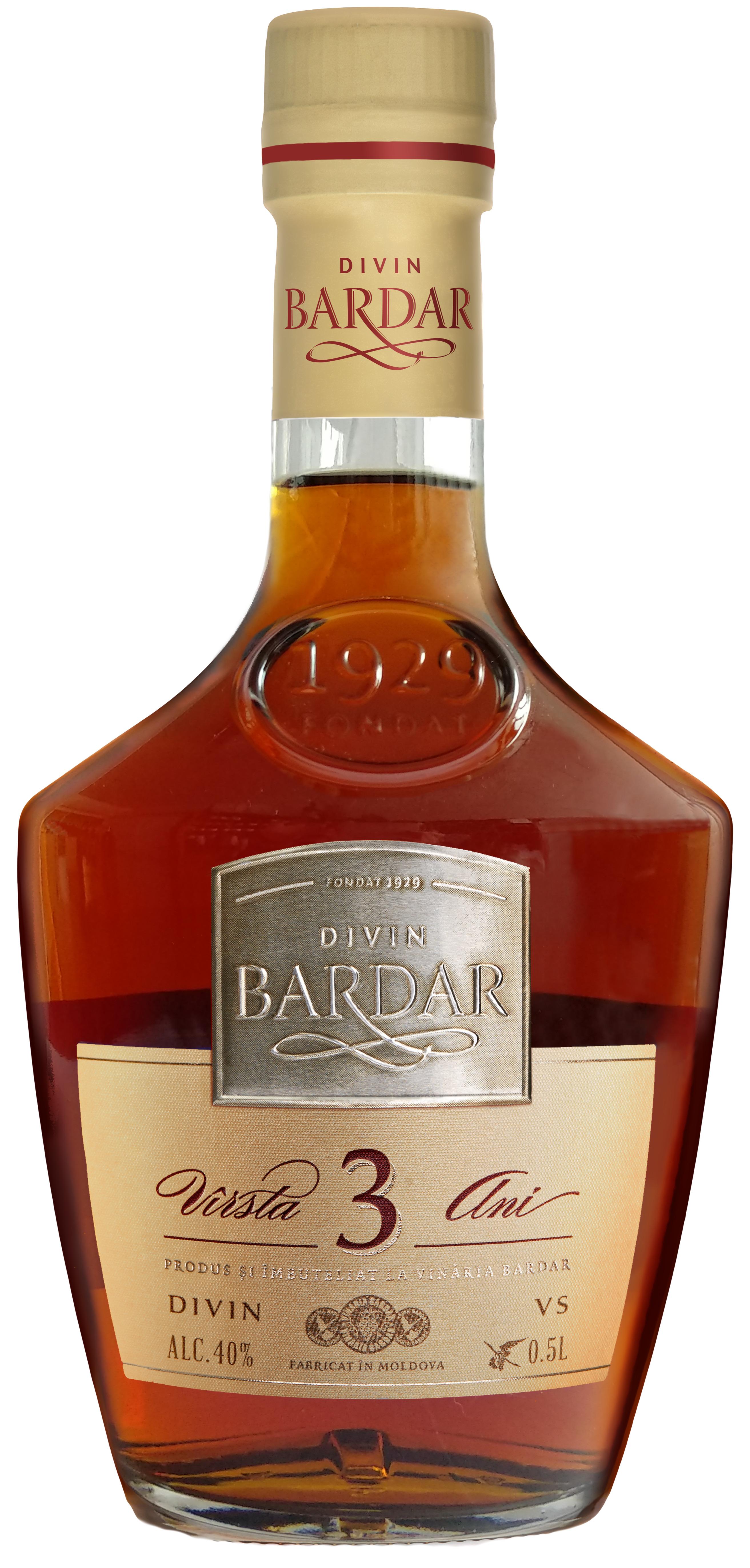 Vinars Divin 3 ani, Bardar, 0.5L [0]