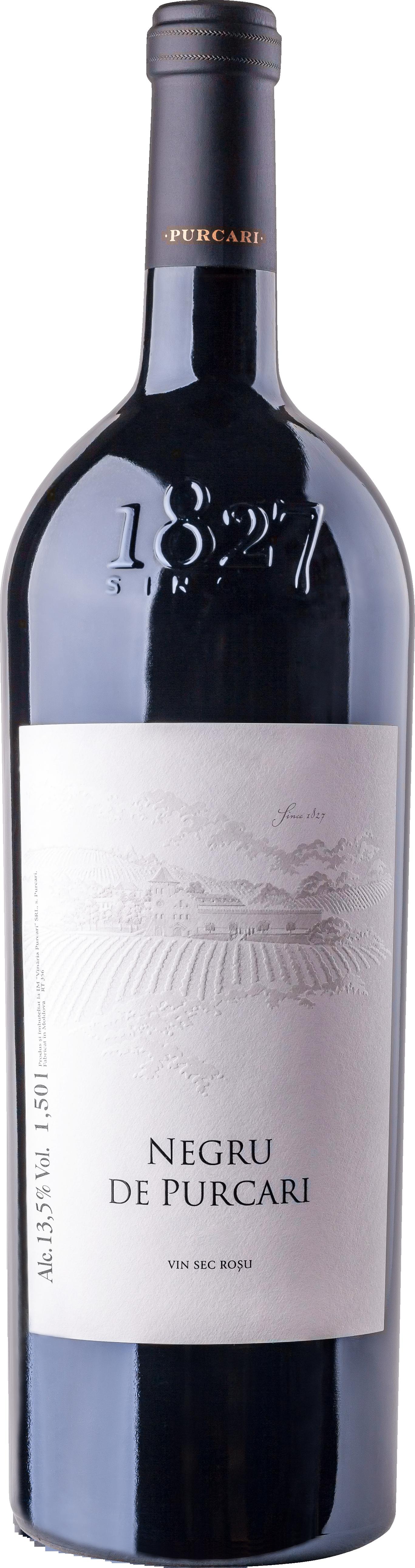 Vin Negru Magnum, Purcari, 1.5L [0]