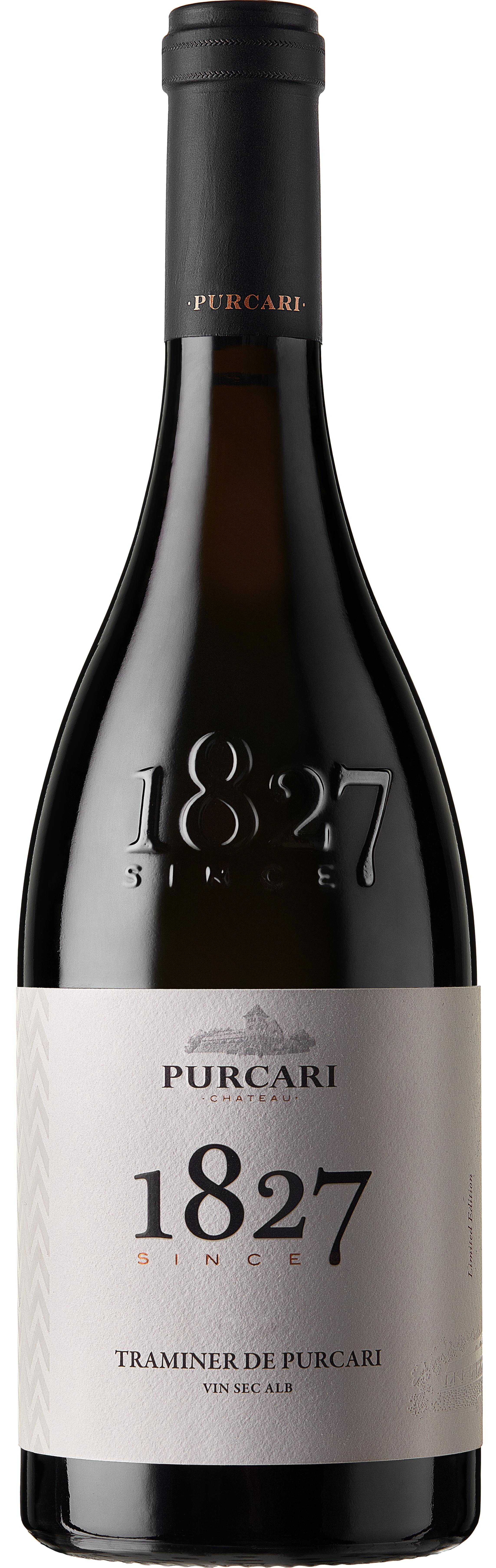 Vin Traminer De Purcari Alb, Purcari, L 0