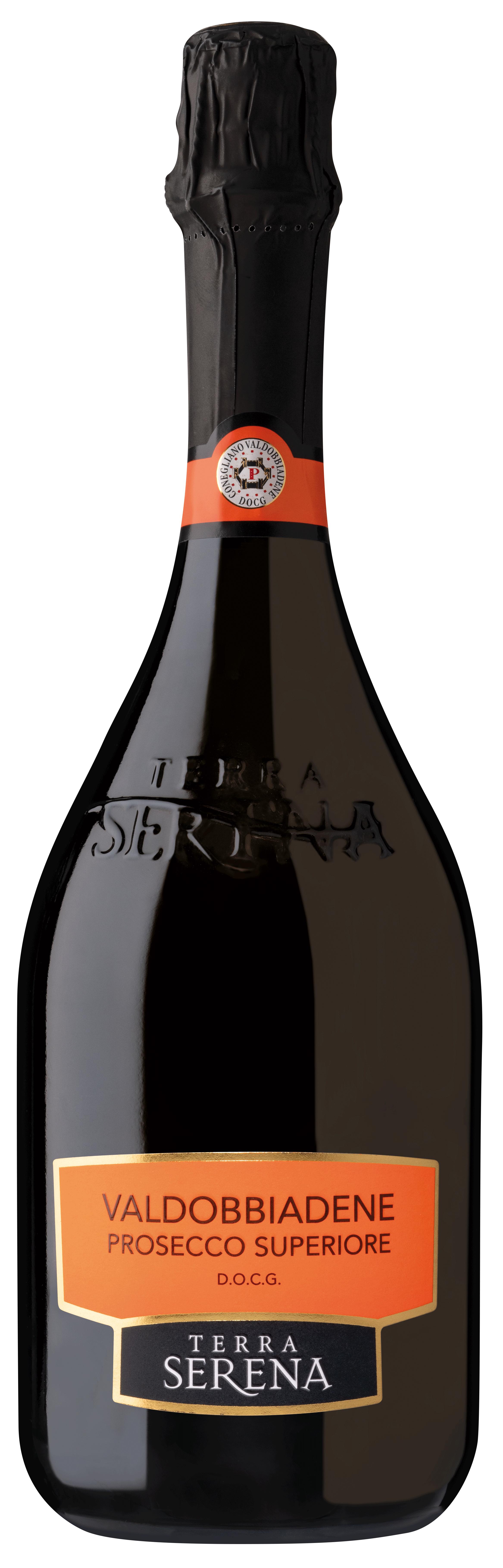 Vin Spumant Valdobbiadene Prosecco Superiore Extra Dry, Terra Serena, DOCG 0,75 L [0]