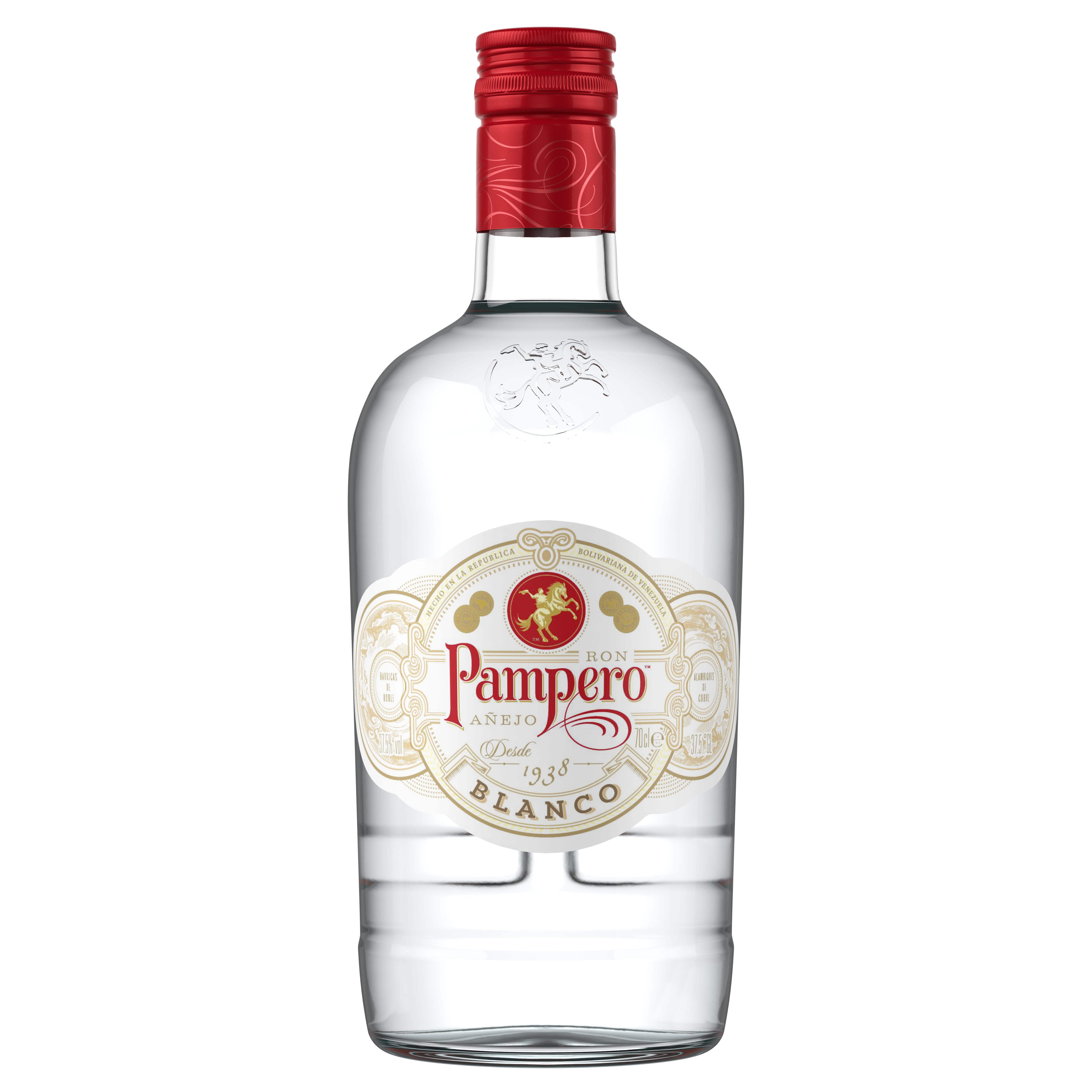 Rom, Pampero Bianco, 37.5% alc, 1L [0]