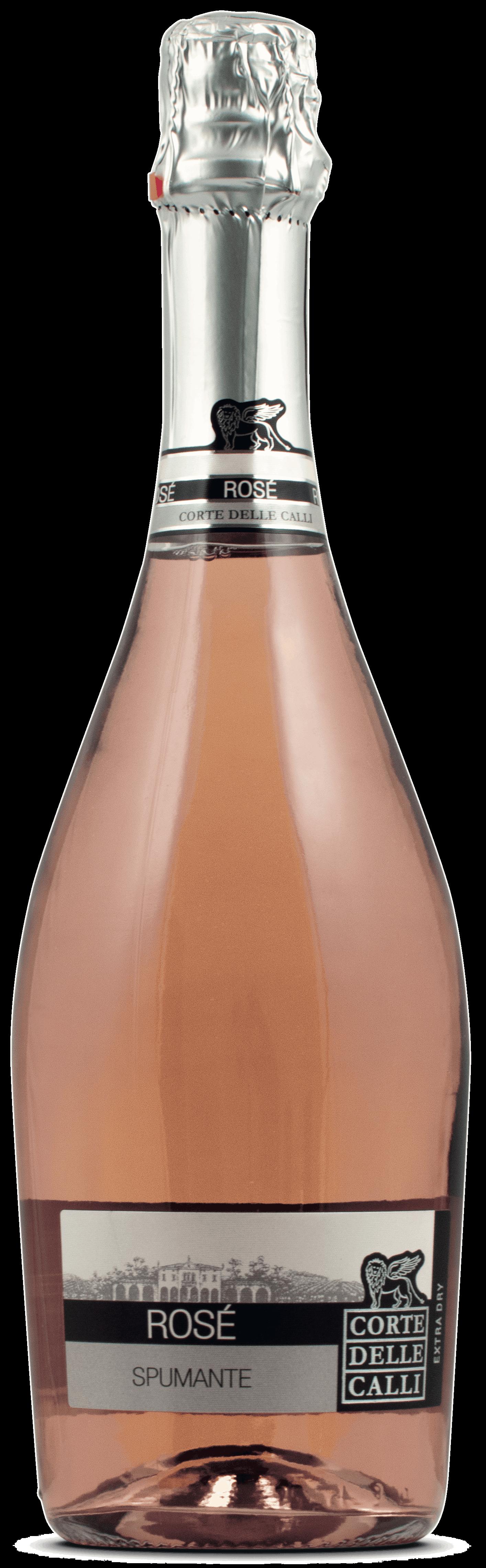 Vin Spumant Rose Extra Dry, Corte Delle Calli, 0,75L 0