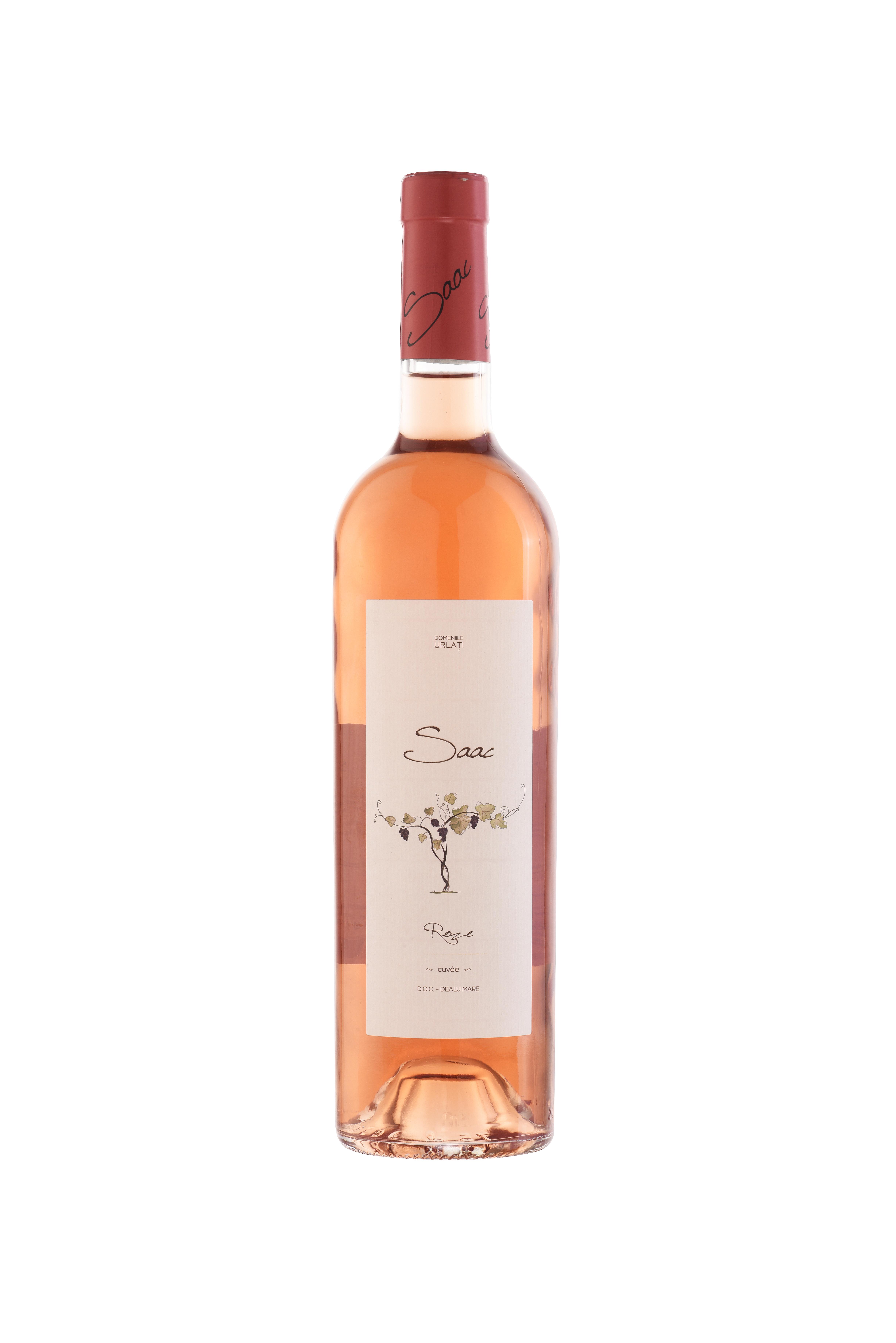 Vin Cuvee Rose, Saac, 0.75L [0]