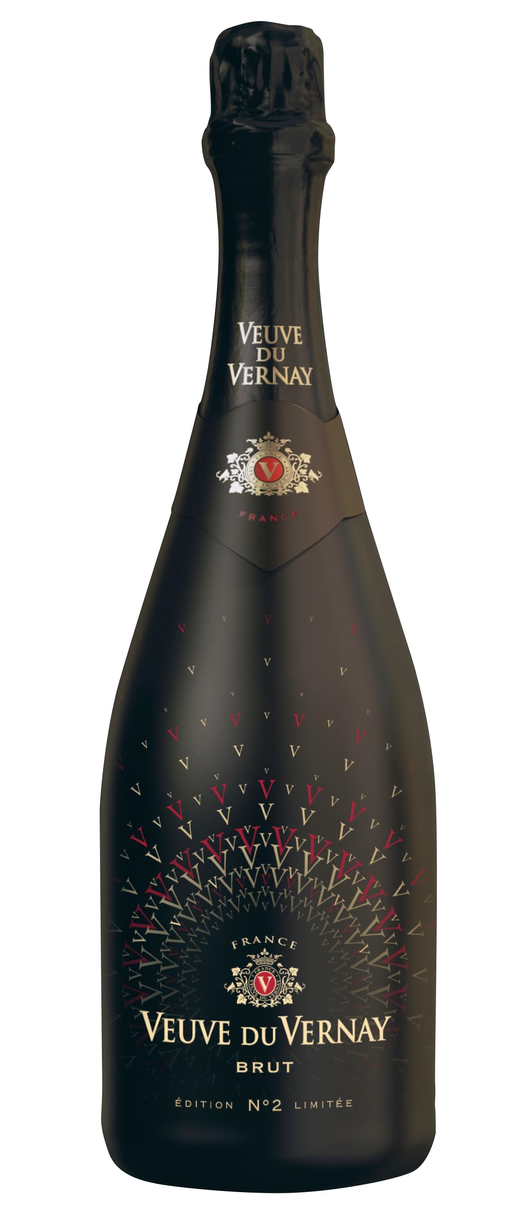 Vin Spumant Alb Brut, Veuve de Vernay, Editie Limitata 0,75L 0