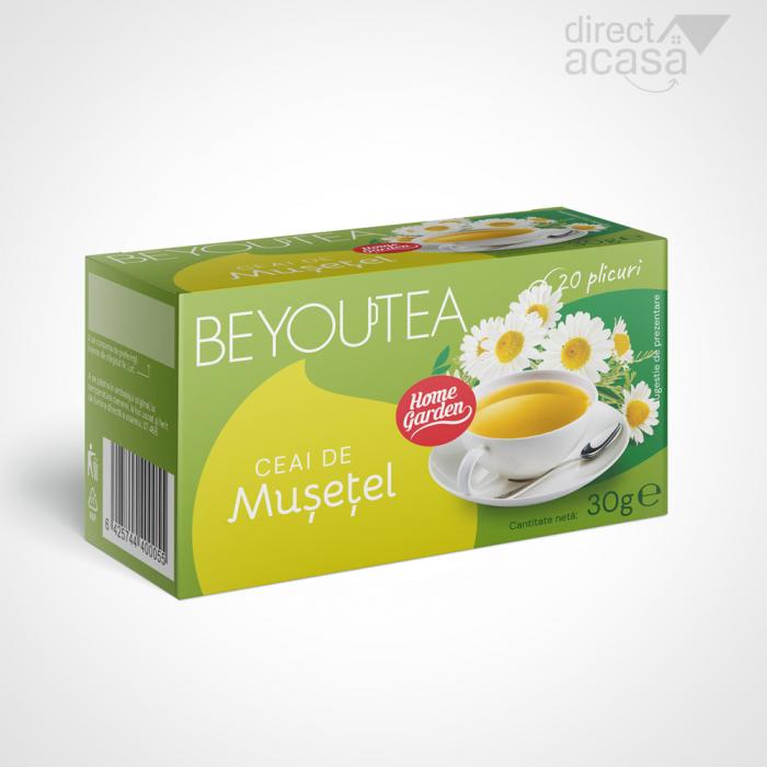 BEYOUTEA CLASSIC MUSETEL 20 plicuri 0