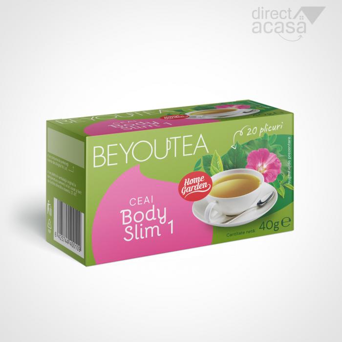 BEYOUTEA CLASSIC BODYSLIM1 20 plicuri 0