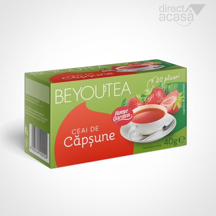 BEYOUTEA CLASSIC CAPSUNE 20 plicuri 0