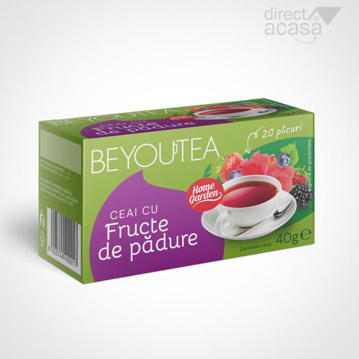 BEYOUTEA CLASSIC FRUCTE PADURE 20 plicuri [0]