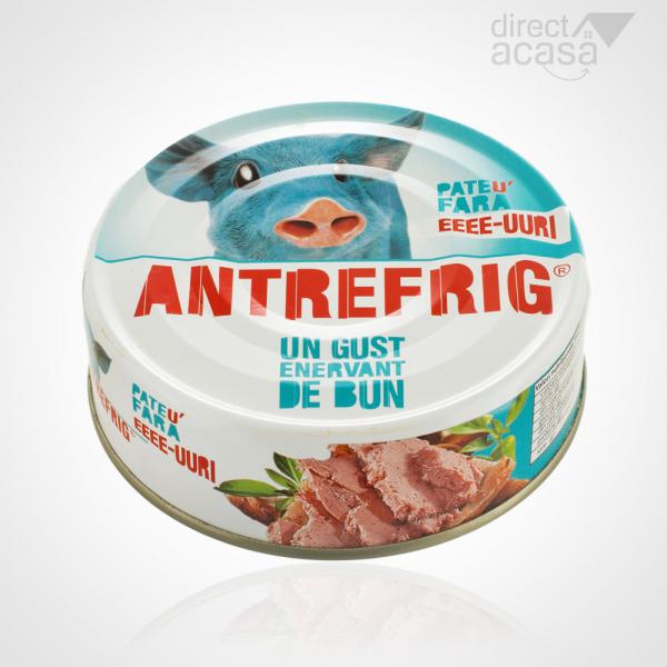 ANTEFRIG PATE PORC 100G 6BUC/BAX 0