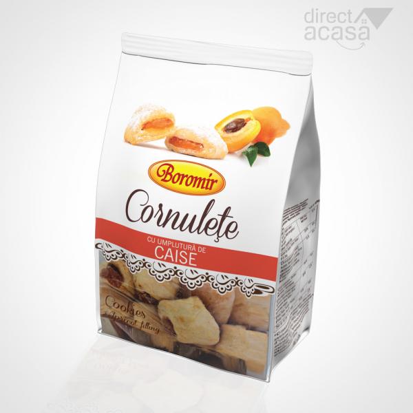 BOROMIR CORNULETE CU UMPLUTURA DE CAISE 250G 0